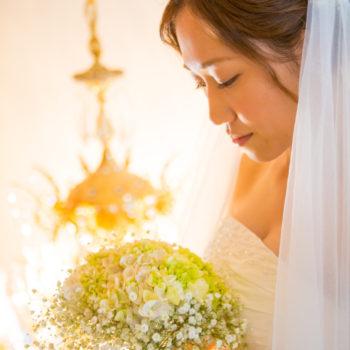 結婚式風に!!