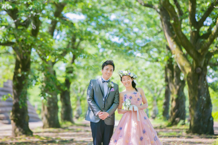 【インスタで話題】★Natural Photo Wedding相談会