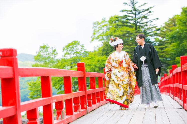 赤城神社とつつじのロケ!