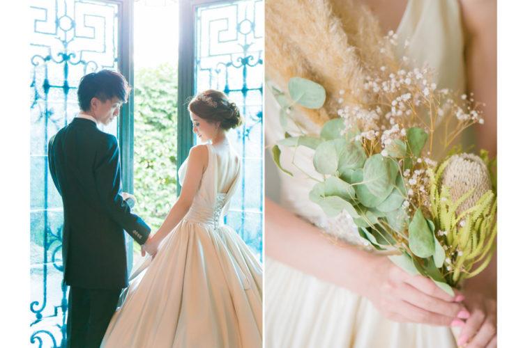 Natural*Classic wedding