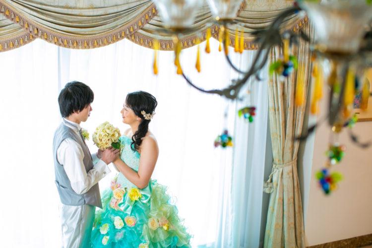Color Dress